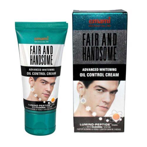 FAIR AND HANDSOME OIL CONTROL CREAM 50 G