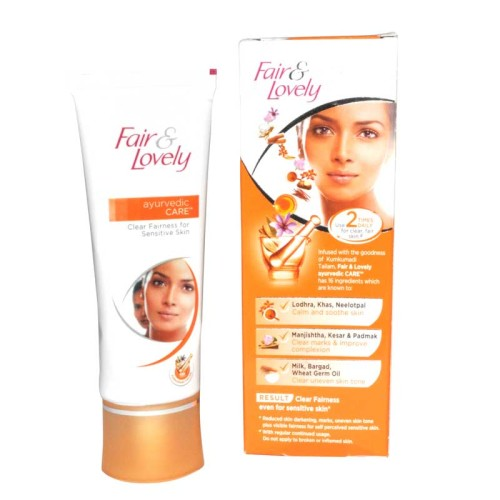 FAIR & LOVELY AYURVEDIC CARE 50 G