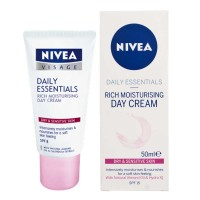NIVEA RICH MOISTURISING DAY CREAM 50 ML