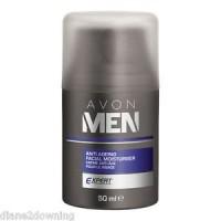 Avon Men Expert Anti-Ageing Facial Moisturiser