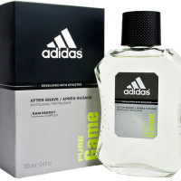 Adidas Pure Game for Men 100ml Aftershave Splash