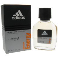adidas aftershave deep energy 50ml