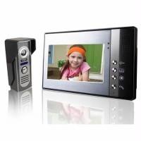 VideoDoorPhoneSystem._viewever-7-color-video-door-phone-system