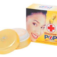 Doctor POP turmeric cream