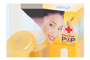 Doctor POP turmeric cream