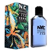 NYC Parfum Soho Street Art - Him 773 Eau De Toilette 100ml Spray